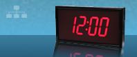 synchronisierte Uhr
