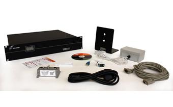 was ist mit dem TS-900-MSF Zeitserver im Netzwerk geliefert