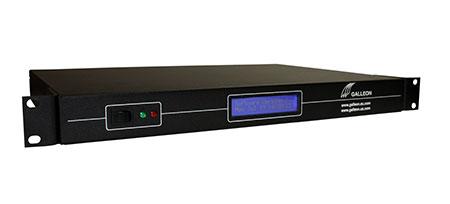 NTS-6001-GPS Zeitserver im Netzwerk